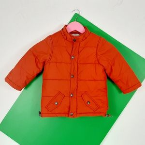 Janie and Jacket Toddler Puff Jacket  12-24 months